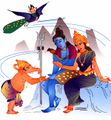 Hindu Ideals and Values/Duty of a Son or a Daughter towards Parents files/image013.jpg