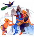 Hindu Ideals and Values/Duty of a Son or a Daughter towards Parents files/image014.jpg